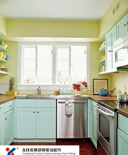 how to make a small kitchen bigger answered